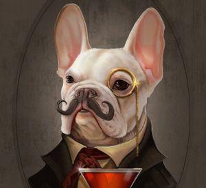 Характер собак породы английский бульдог