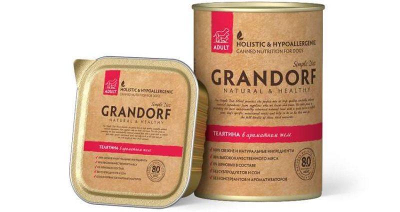 Grandorf Natural & Healthy фото