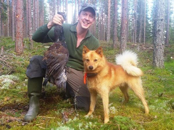 Фотогалерея охота с лайкой фото - 4