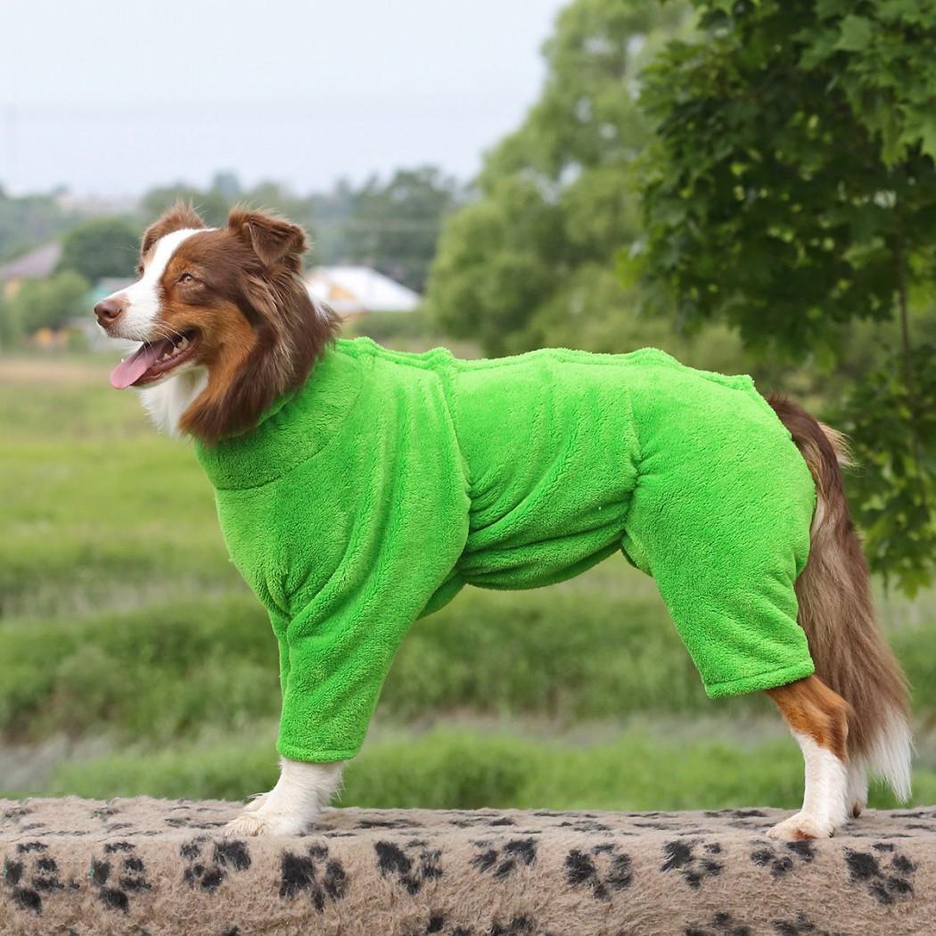 Халат для собаки